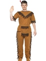 Adult Indian Brave Costume Thumbnail