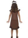 Child Indian Girl Costume  - Side View - Thumbnail