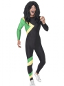 Adult Jamaican Bobsleigh Cool Runnings Costume Thumbnail