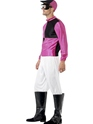 Adult Jockey Costume  - Side View - Thumbnail