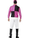Adult Jockey Costume  - Back View - Thumbnail