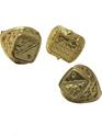 1 x Jumbo Size Gold Ring Thumbnail