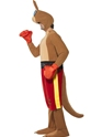 Adult Kangaroo Boxer Costume  - Back View - Thumbnail