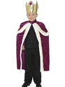 Child Kiddy King Childrens Costume Thumbnail
