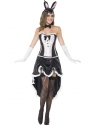 Adult Ladies Bunny Burlesque Costume Thumbnail