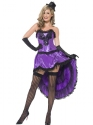 Adult Ladies Burlesque Glamour Costume Thumbnail