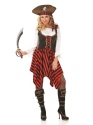 Adult Pirate Girl Costume Thumbnail