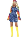 Adult Ladies Groovier Dancer Costume Thumbnail
