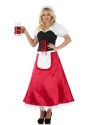 Adult Bavarian Lady Oktoberfest Costume Thumbnail