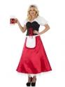 Adult Bavarian Lady Oktoberfest Costume Thumbnail