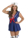 Adult Sexy Sailor Girl Costume Thumbnail