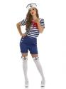 Adult Sassy Sailor Costume Thumbnail