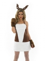 Adult Ladies Sexy Reindeer Costume Thumbnail