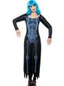 Adult Ladies X Ray Dress Costume Thumbnail
