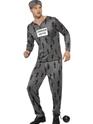 Adult Lawbreaker Convict Costume Thumbnail