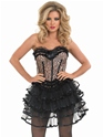 Adult Leopard Layered Tutu Costume Thumbnail