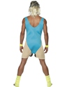 Adult Lets Get Physical Costume  - Side View - Thumbnail