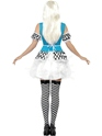 Adult Light Up Alice Costume  - Side View - Thumbnail