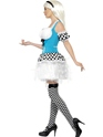 Adult Light Up Alice Costume  - Back View - Thumbnail
