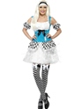 Adult Light Up Alice Costume Thumbnail