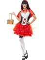 Adult Light Up Red Riding Hood Costume Thumbnail