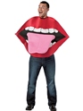 Lips & Tongue Costume