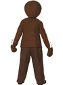 Child Little Ginger Man Costume  - Side View - Thumbnail