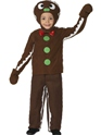 Child Little Ginger Man Costume Thumbnail