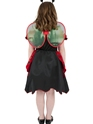 Child Little Lady Bug Costume  - Side View - Thumbnail