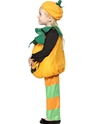 Child Little Pumpkin Toddlers Costume  - Side View - Thumbnail