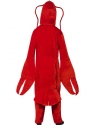 Adult Lobster Costume  - Side View - Thumbnail