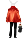 Adult Macabre Magician Costume  - Side View - Thumbnail