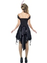 Adult Madame L' Amour Burlesque Costume  - Side View - Thumbnail