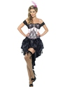 Adult Madame L' Amour Burlesque Costume Thumbnail