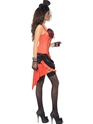 Adult Madame Peaches Costume  - Side View - Thumbnail