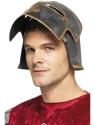 Medieval Crusader Helmet  - Back View - Thumbnail