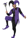 Adult Medieval Jester Costume Thumbnail