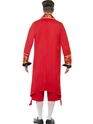 Adult Devil Masquerade Costume  - Side View - Thumbnail