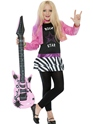 Mini Glam Rockstar Costume Thumbnail