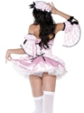 Adult Miss Muffet Costume  - Back View - Thumbnail
