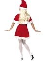 Adult Miss Santa Costume  - Side View - Thumbnail