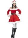 Ladies Miss Santa Costume Thumbnail