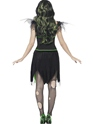 Adult Monster Bride Costume  - Side View - Thumbnail