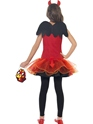 Child Moshi Monsters Diavlo Costume  - Side View - Thumbnail