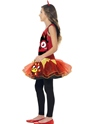 Child Moshi Monsters Diavlo Costume  - Back View - Thumbnail