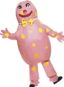 Adult Inflatable Mr Blobby Costume Thumbnail