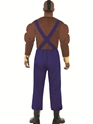 Adult Mr T Economy Costume  - Side View - Thumbnail