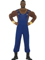 Adult Mr T Economy Costume Thumbnail