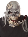Muckmouth Ripper Zombie Mask  - Back View - Thumbnail
