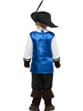 Child Musketeer Costume  - Side View - Thumbnail